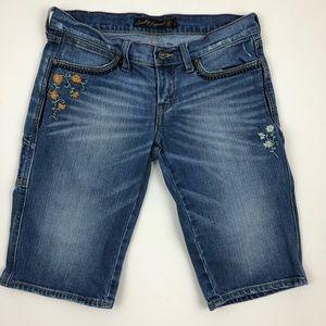 Lucky Brand jean Capri sz 6/28